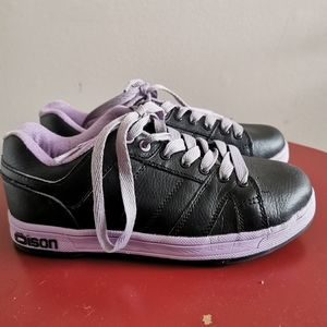 Women's Size 8.5 Olson Curling Shoes